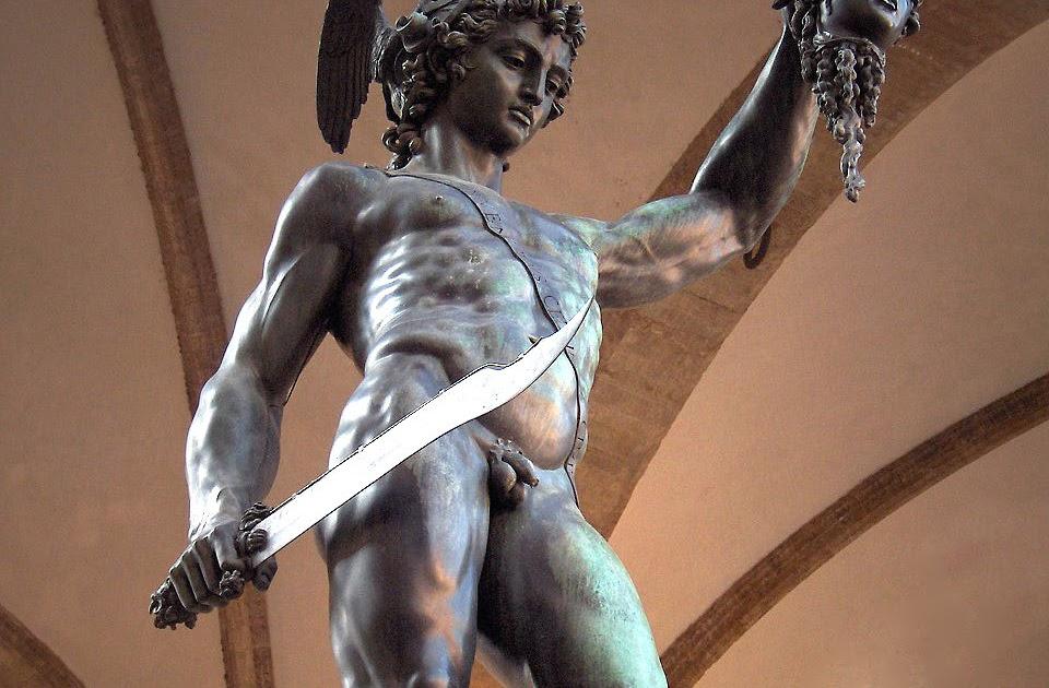 loveisspeed.......: Benvenuto Cellini's 1545 bronze ...