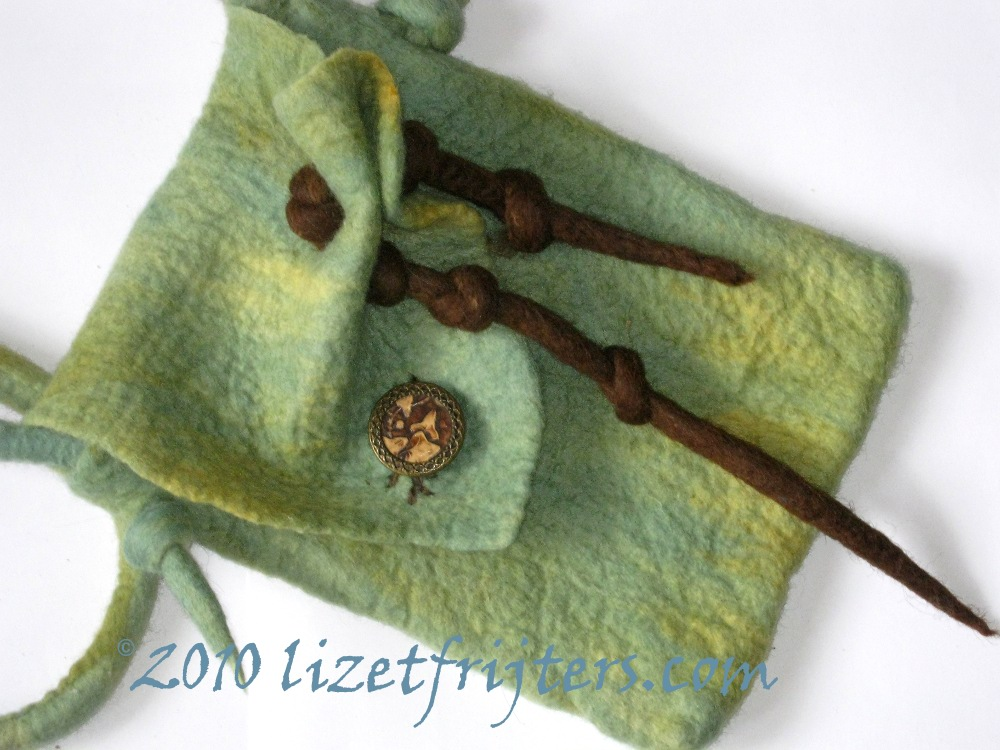 Small Felted Handbags And Purses