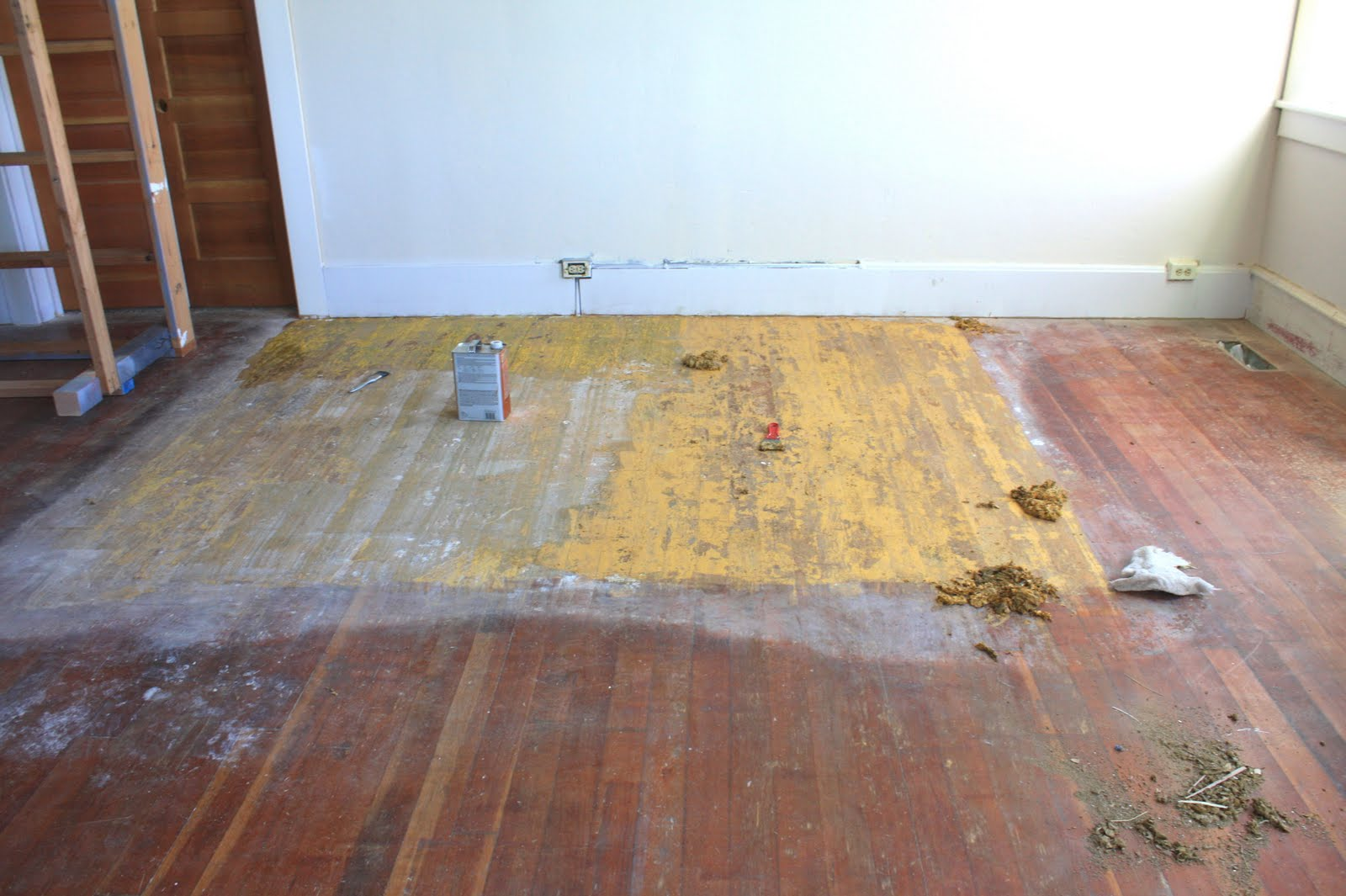 remove old paint from hardwood floors thefloors co