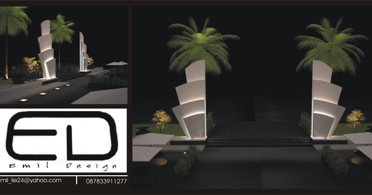 Emil Design Gapura Taman Sari