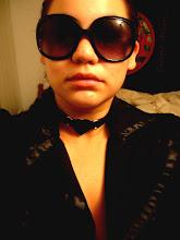 I miss those glasses... *sniffles*