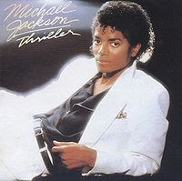 Michael Jackson releases Thriller on Nov 20th 1982
