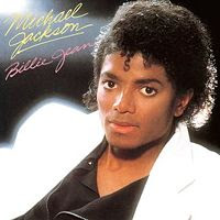 Michael Jackson's second single off of thriller-Billie Jean