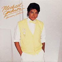 Michael Jackson's 5th top 10 single Human Nature