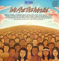 After Band-Aid, another mega-group USA For Africa would release it's American counter-part We Are The World co-written by Michael Jackson