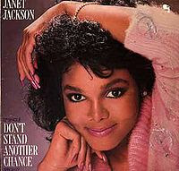 In 1984, Janet asked Michael Jackson to duet on her second big single You Don't Stand Another Chance