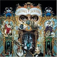 Michael Jackson's second most selling album-Dangerous