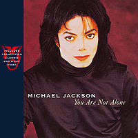 Michael Jackson's single You Are Not Alone is the first ever to reach #1 on the Billboard Hot 100