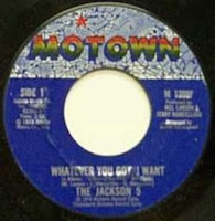 Whatever You Got, I Want debuted off The Jackson Five album Dancing Machine
