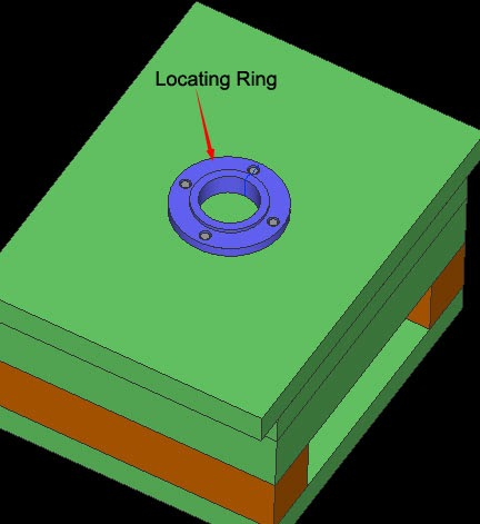 Locating Ring Injection Mold Injection Mold Locating Ring