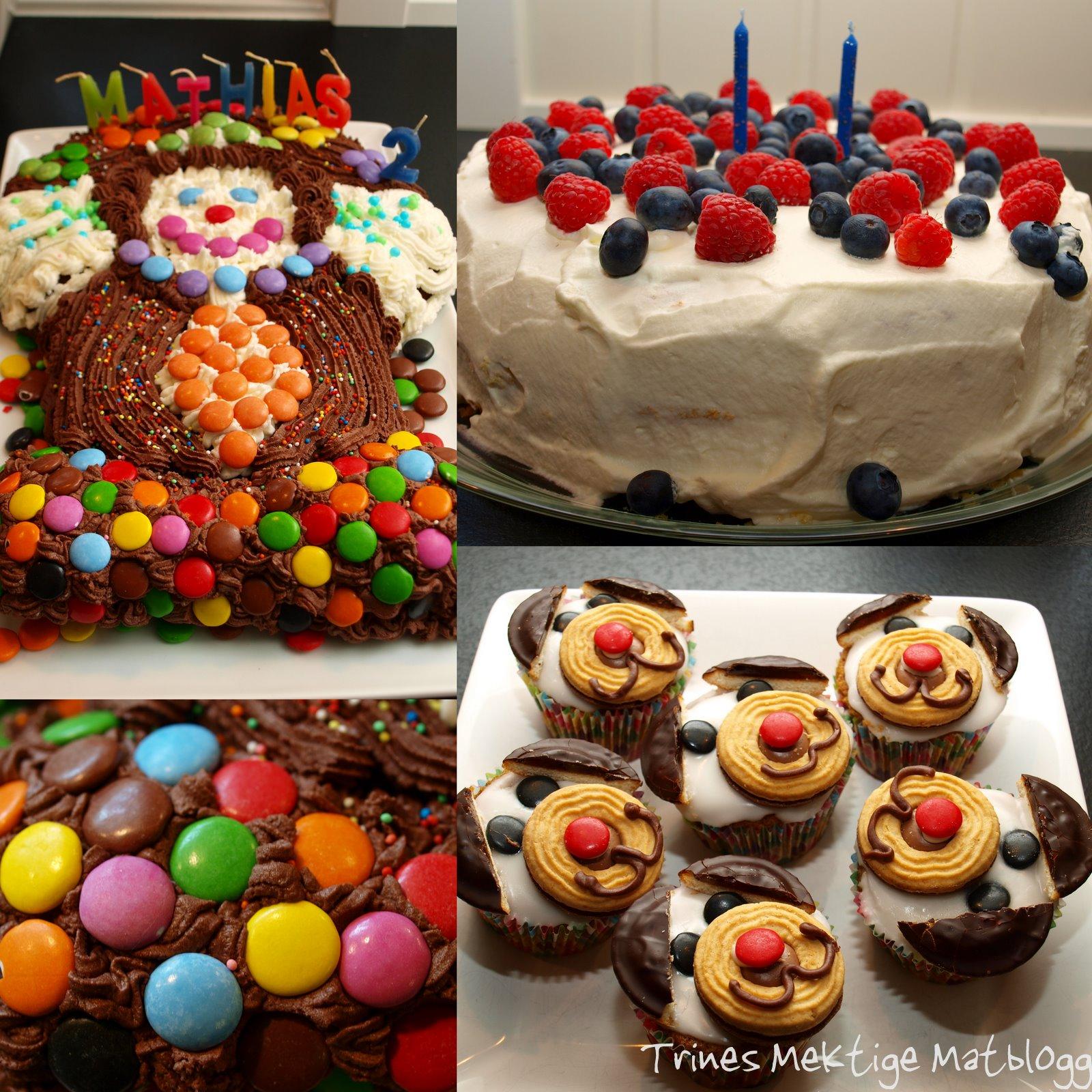 18 års dag tips Barnebursdag – 2 år i dag! | TRINES MATBLOGG 18 års dag tips