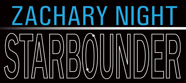 Zachary Night: Starbounder