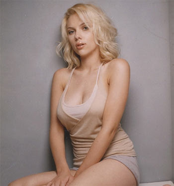 Scarlett Johansson sexy images pictures