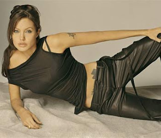 Angelina Jolie sexy images pictures