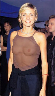 Cameron Diaz sexy images pictures topless boobs