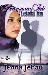 Perempuan Ini Lelaki Itu (novel thriller)