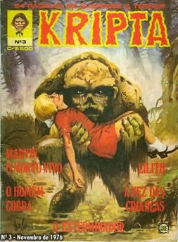 Revista Kripta - #1, #5 e #7 Edição%203