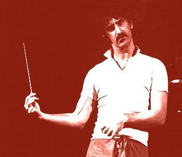 Em memória do aniversariante Frank Zappa... Zappa+conducting+spring+81+2-2