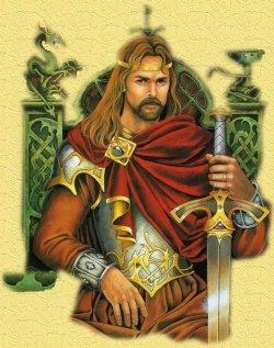 Les chevaliers de la table ronde bienvenue chez sylvie - Expose sur les chevaliers de la table ronde ...