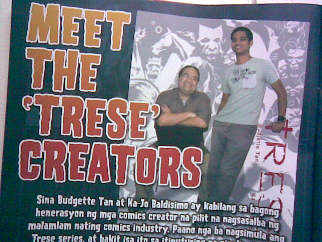 TRESE creators