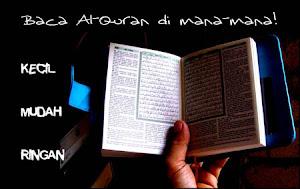 Di mana saja...al-Quran