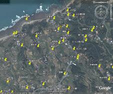 新庄村地圖
