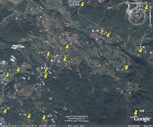 店子村地圖