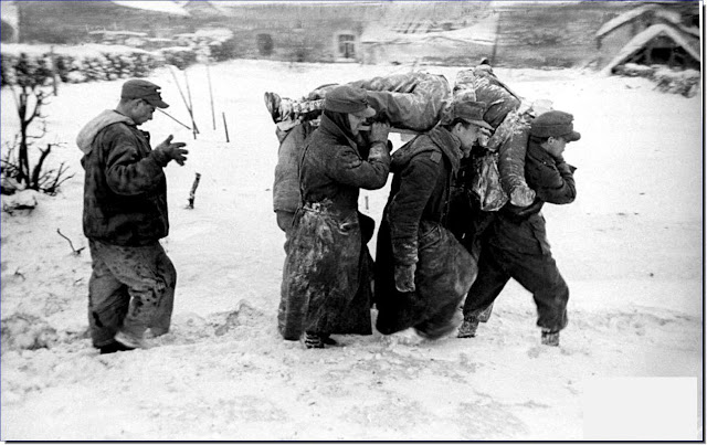 a history of the battle of the buldge the last german attack during world war 2 The battle of the bulge was the name given to a last ditch offensive launched by   the last major nazi offensive in world war ii and the german losses were so.