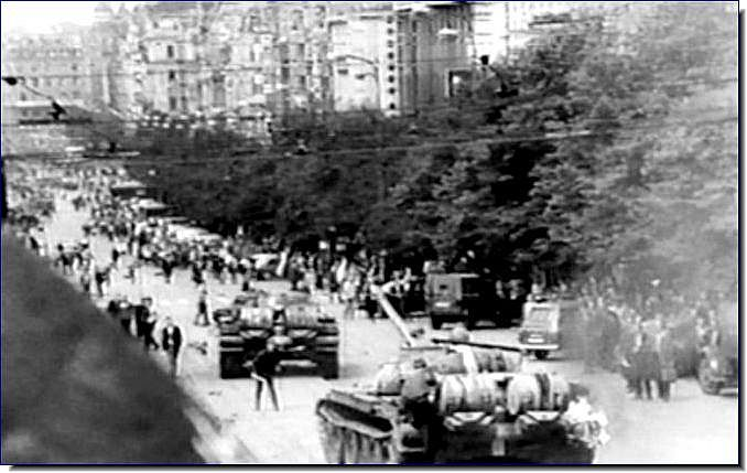 a history of the 1968 invasion of czechoslovakia The prague spring of 1968 is the term used for the brief period of time when the government of czechoslovakia the prague spring ended with a soviet invasion.