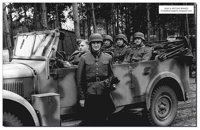 car work Einsatzgruppen Nazi Killing Squads