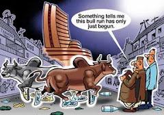 Bull run...