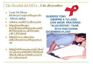 Día Mundial del SIDA - 01 De Diciembre