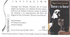 INVITACIÓN - C.Dolores Escudero