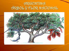 ARGENTINA ÁRBOL Y FLOR NACIONAL