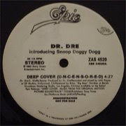 dr dre deep cover