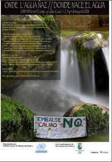 Contra el proyecto de embalse para Caliao
