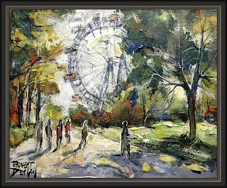 El Prater de Viena - Ernest Descals