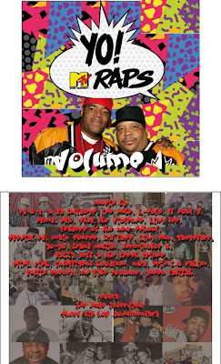 YO! Mtv Rap's - The Video Collection Vol.1
