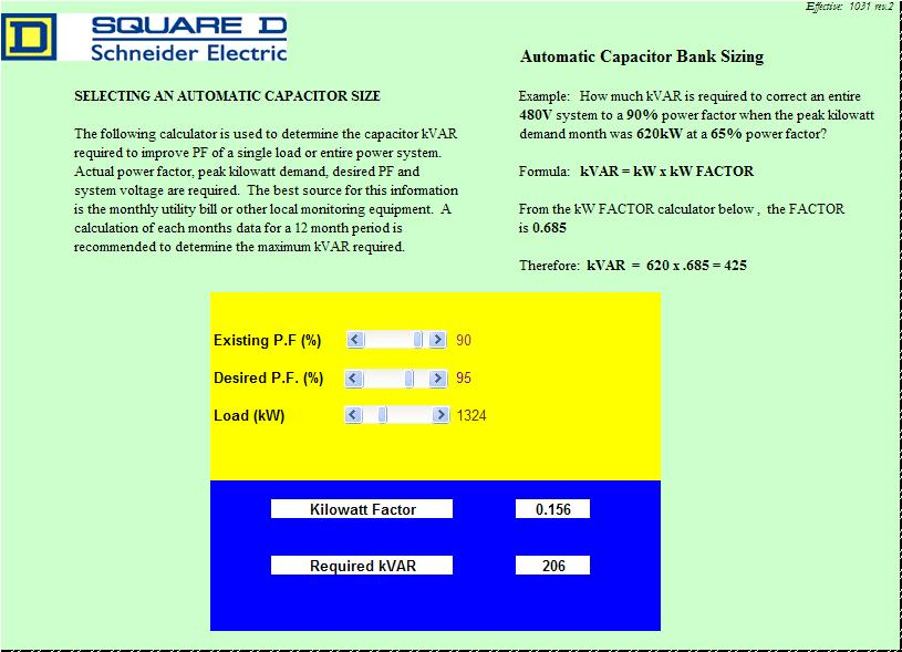 Cable Sizing Software Electric Calculator Wire Electrical Size For