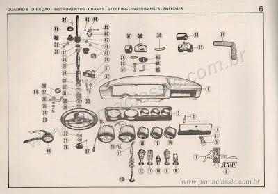 73281929f31 Puma Classic  Painel Puma GTE   GTS 1976   77   78