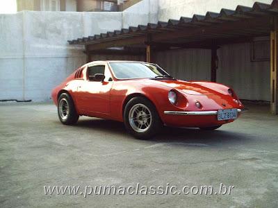8b72b4f1b Puma Classic: Puma GTE 1975 (2) - A restauração