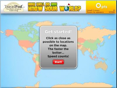 mini juego geografia