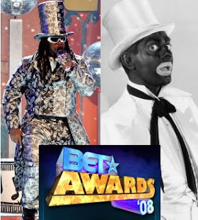 BET Awards 2008 Was Actually Good!