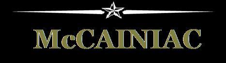 McCainiac