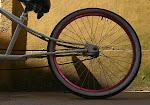 Andar de bicicleta...