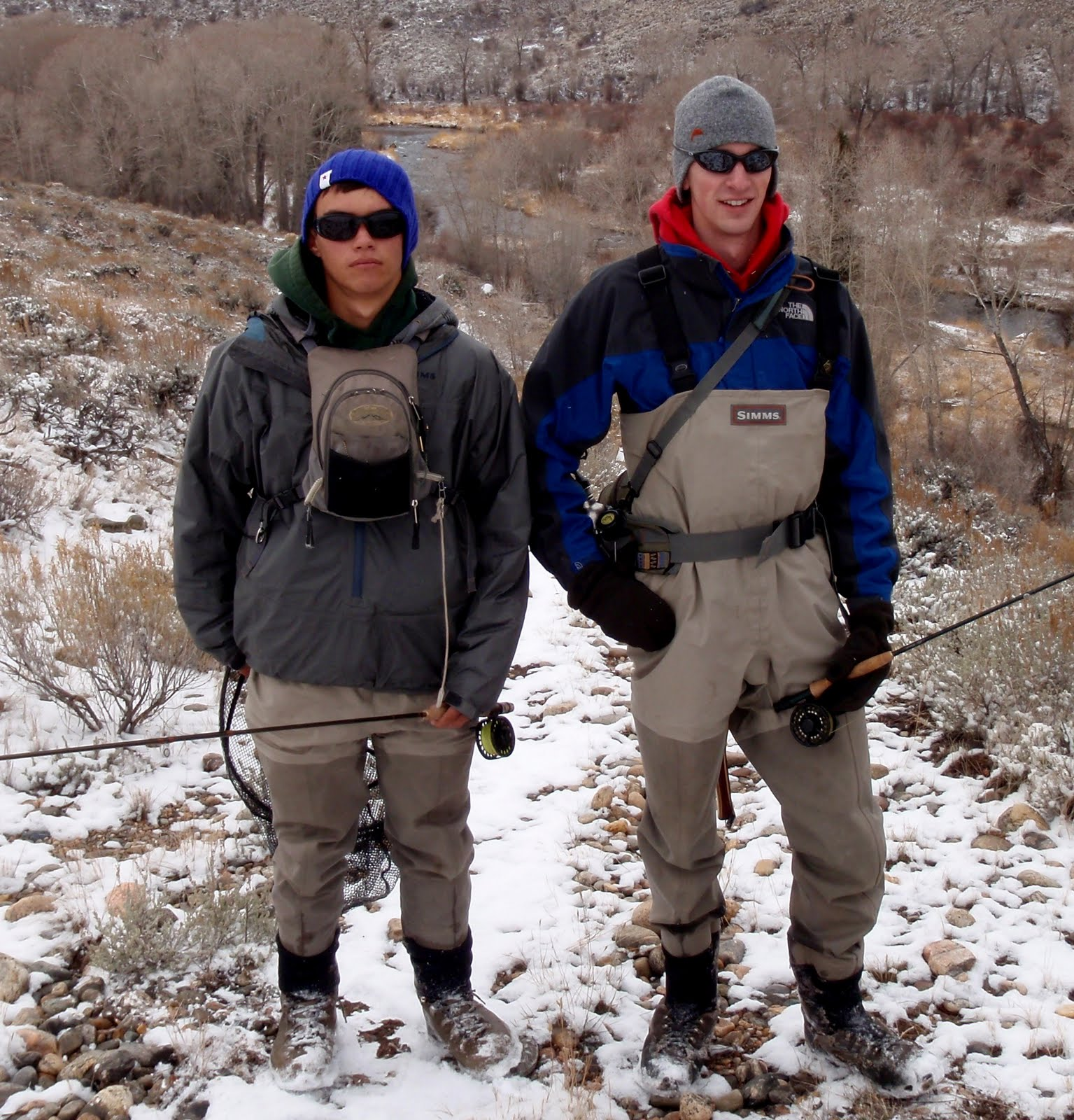 Colorado fly fishing reports november 2010 for Williams fork fishing report