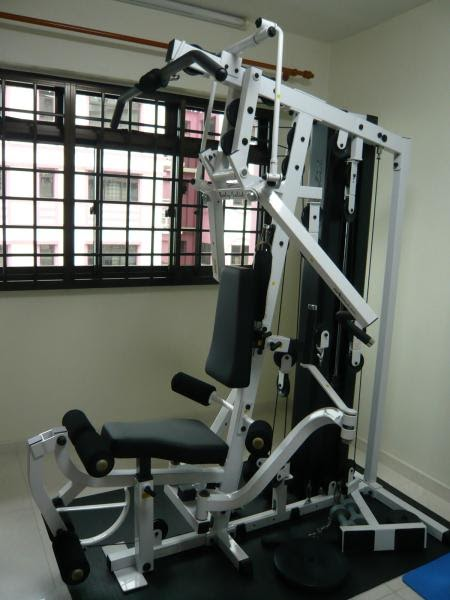 Gifts4sales Amazing Body Solid Station Gym Exm 2750 Sold