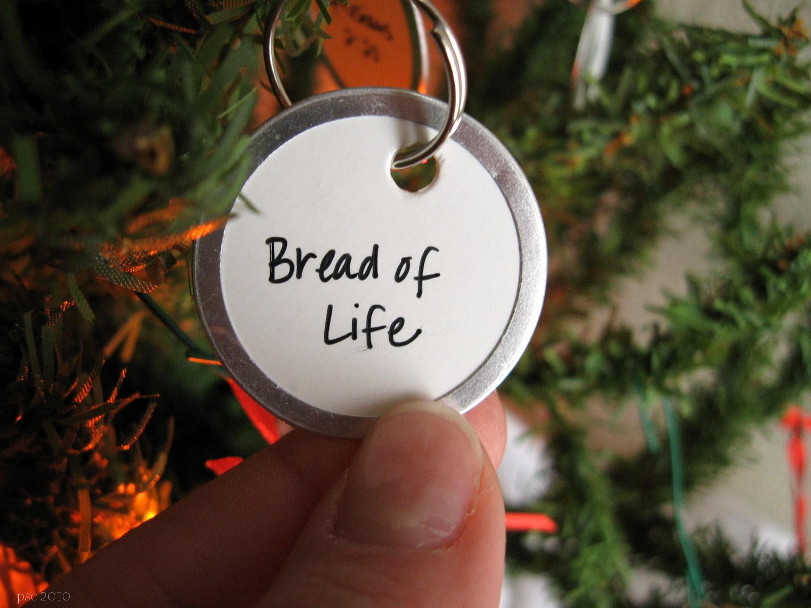 Pickup Some Creativity: Scripture Christmas Tree, Keeping