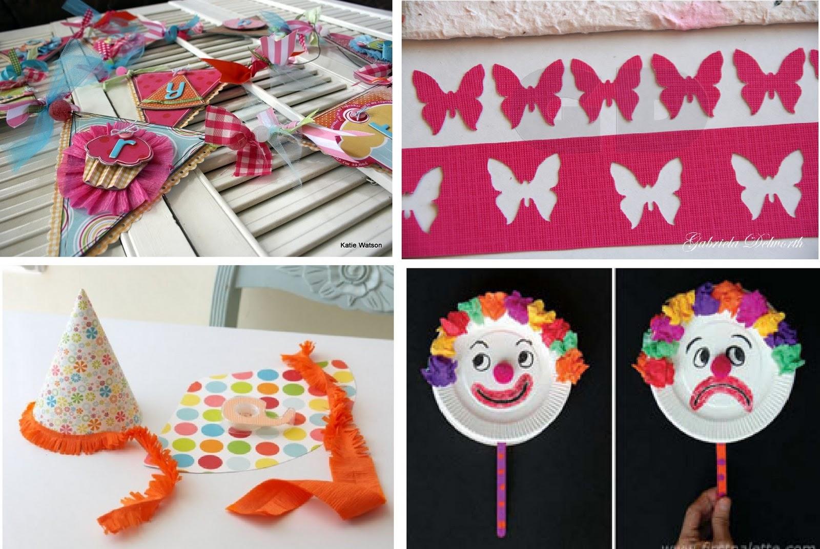 Papel crepe decorativo y econ mico - Cenefas de papel infantiles ...