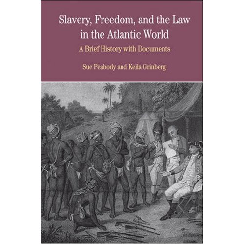 [Slavery+Freedom+and+the+Law]